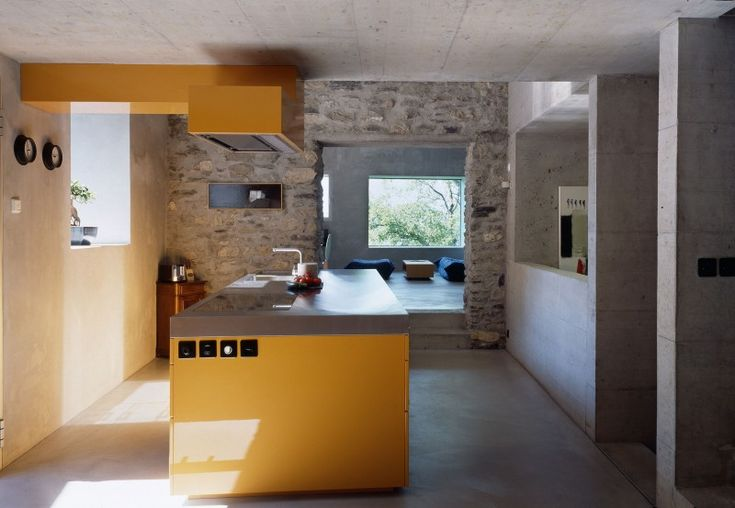 Renovation in Chamoson by Savioz Fabrizzi Architecte | HomeDSGN, a daily source for inspiration and fresh ideas on interior design and home decoration.