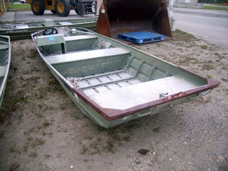 Free Plywood Boat Plans (Free Wooden Jon Boat Plans)