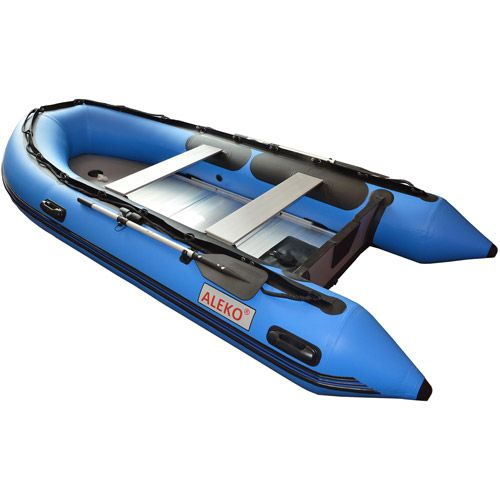 Boat Finder, Accecoris and Parts: ALEKO Inflatable Boat 11.8' with Aluminum Floor 5-...