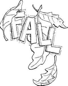 fall free printable fall coloring pages - Free Printable Fall Coloring Pages