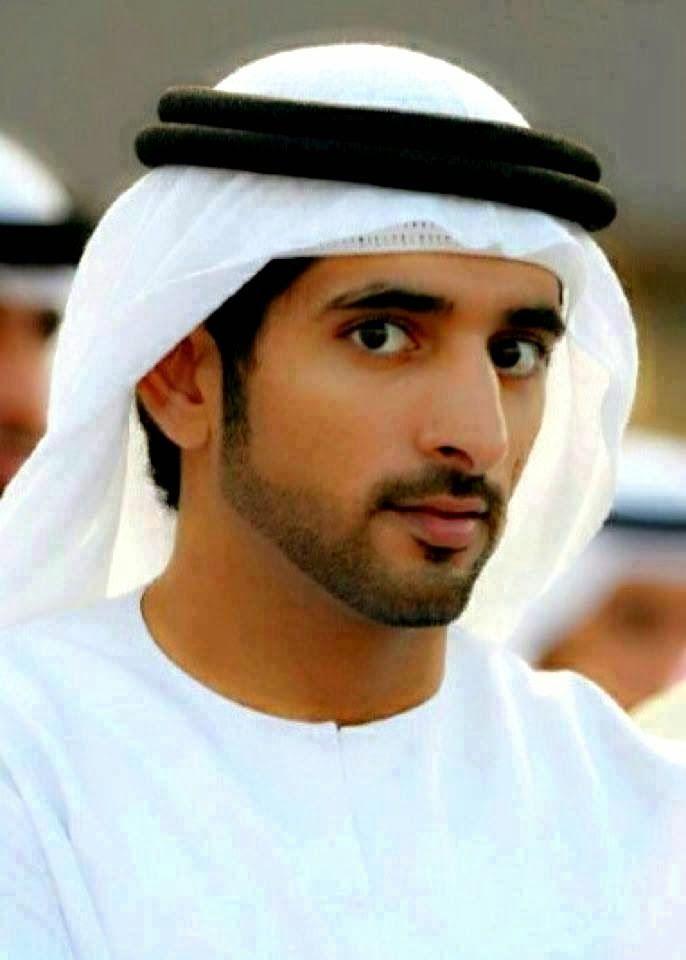 Crown Prince Sheikh Hamdan bin Mohammed Al Maktoum of Dubai