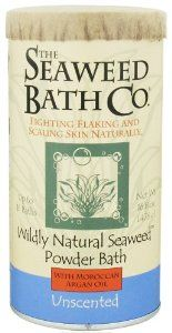 Seaweed Bath Company - Wildly Natural Seaweed Powder Bath with Moroccan Argan Oil Unscented - 16.8 oz. (8-16 Baths) LUCKY DEAL by Seaweed Bath Company. $15.91. The Seaweed Bath CompanyUnscented Wildly Natural Seaweed Powder Bath withMoroccan ArganOil - 16.8 oz. (476g) (8-16 Baths) The Seaweed Bath Company's Unscented Wildly Natural Seaweed Powder Bath is designed to soothe your irritated skin and stimulate your senses while you relax in your bath tub.The Seaweed ...