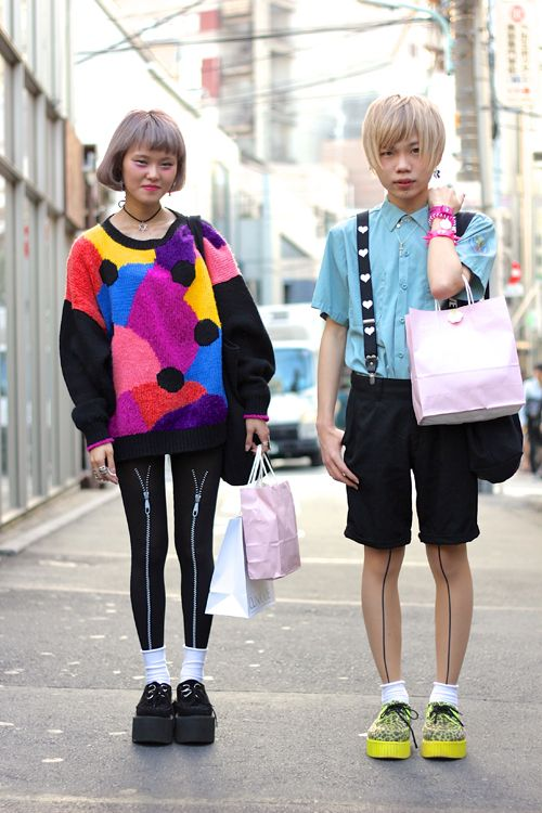 Japanese Clothing Style Images Galleries With A Bite