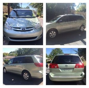 2006 Toyota Sienna LE in Laurel, MD (sells for $5,500)