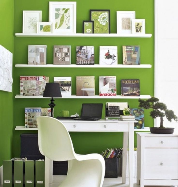 Green Home Design Ideas: 17 Best Ideas About Cool Office Decor On Pinterest