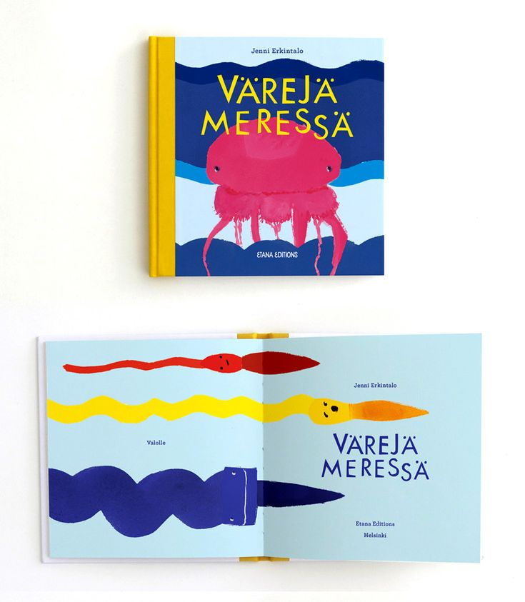 Etana Editions: visual stories for the child in you | Helsinki Design Week