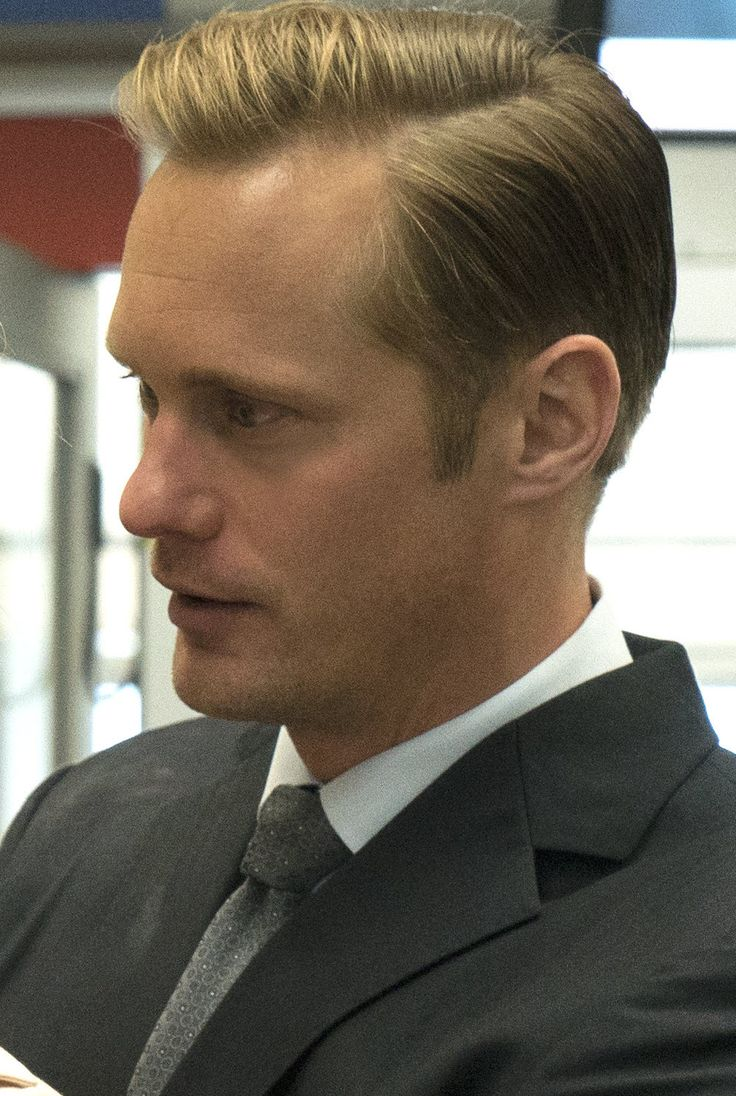 The Alexander Skarsgard Library  - HBO shared new promo stills today (March 16, 2017)...ep5 Once Bitten