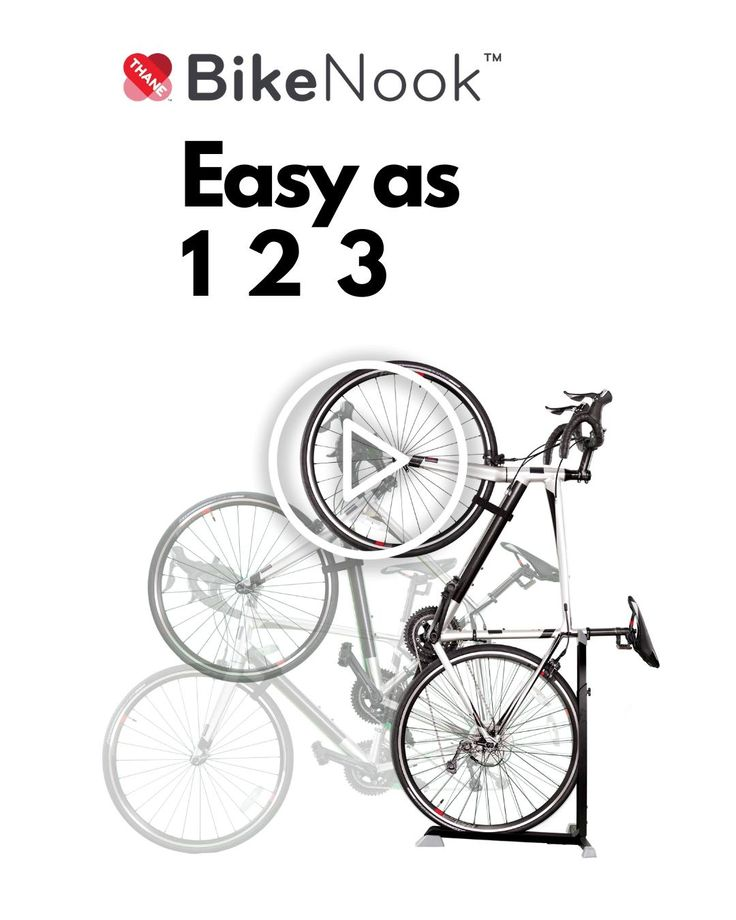 Bike/bicycle floor stand that stores your bike vertically. Perfect for small apartment, dorm and garage bike storage Lowrider Bicycle, Trike Bicycle, Wooden Bicycle, Bicycle Decor, Bicycle Rack, Bicycle Design, Bicycle Wheel, Bicycle Shop, Motorized Bicycle