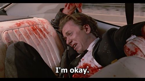 Reservoir Dogs (1992) the last movie I watched. SO GOOD.
