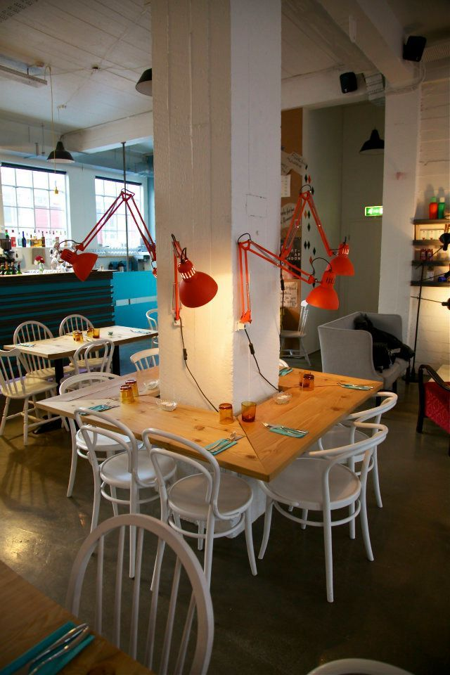 Reykjavík Design Guide | Netagerðin + Forréttabarinn    Located at an old fishing net factory at the Reykjavik harbor, this fun design store/restaurant combo serves starters for the hungry and colourful products for the design-savvy.