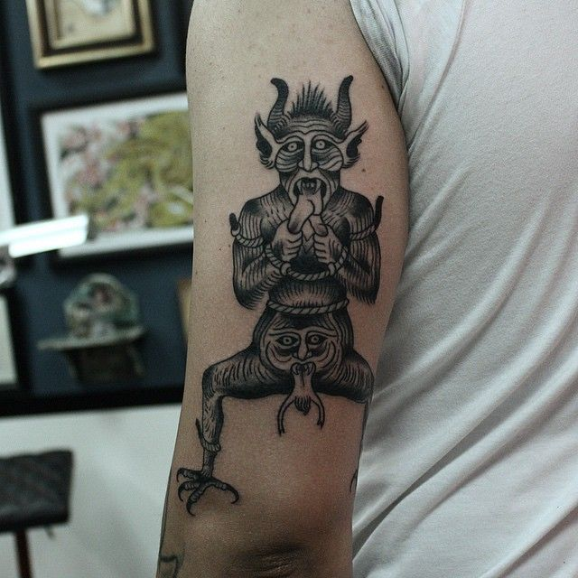 17 best images about shaman tattoo on pinterest devil for True detective tattoo