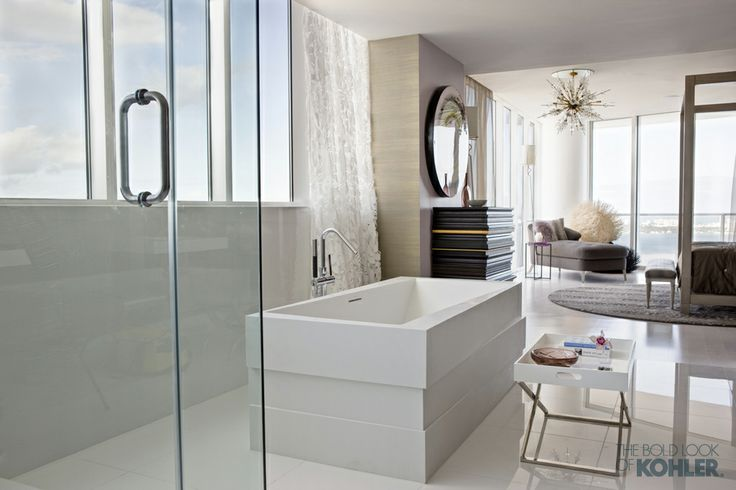 17 best images about kohler bathroom ideas on pinterest for Bathroom supplies miami
