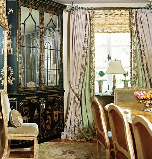 sidney poitier house traditional home florio collection exquisite window treatments by joanna poitier