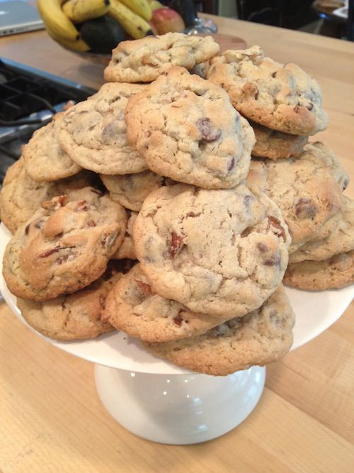 Chocolate Chip Cookies | Recipes | Pinterest