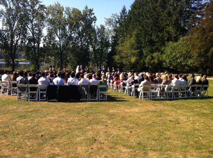 Ceremony space: Hart House- Alissa & Nic (Sept '12)