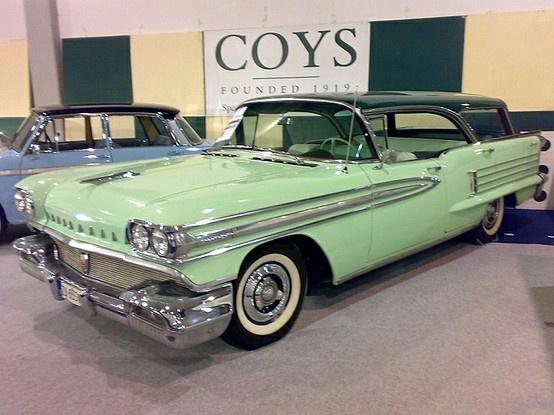 1958 Oldsmobile Fiesta Station Wagon