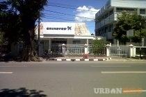 Rumah dan Tanah 816 m2 di jalan Ratulangi, Makassar