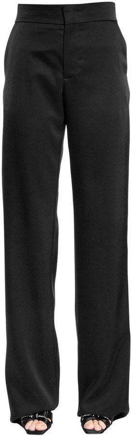 Loewe High Waisted Tuxedo Pants