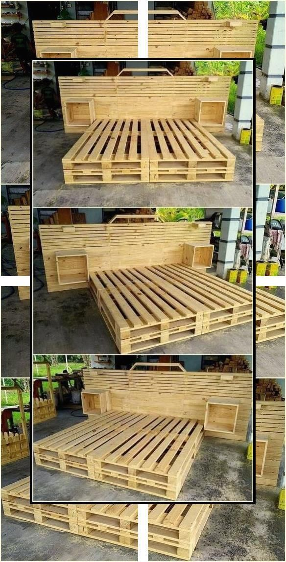 Furniture Made From Pallets For Sale | How To Make Patio ...