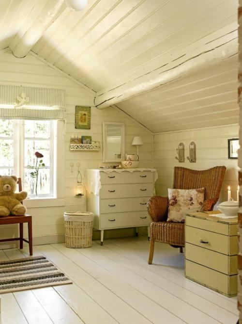 Shabby & Charme: In Norvegia una casa nella foresta