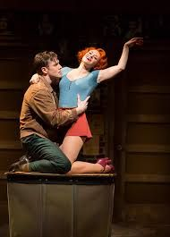 Image result for kiss me kate musical stage images
