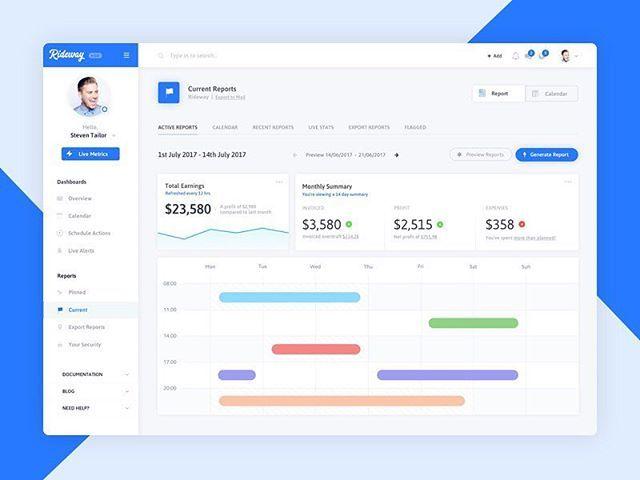 Best  Dashboard Reports Ideas On   Data Dashboard
