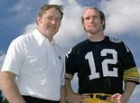 Chuck Noll, man of steel to Pittsburgh fans, dies at 82