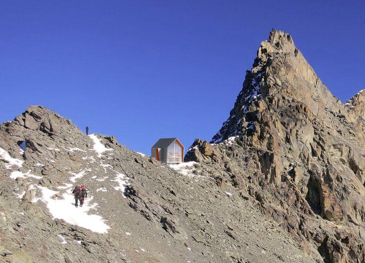 Un nuovo bivacco sarà aperto ai primi di agosto lungo una cresta del Mont Morion, nella Valpelline, e sarà dedicato al giovane alpinista Luca Pasqualetti, morto nel maggio 2014 sul monte Macina, nelle Alpi Apuane