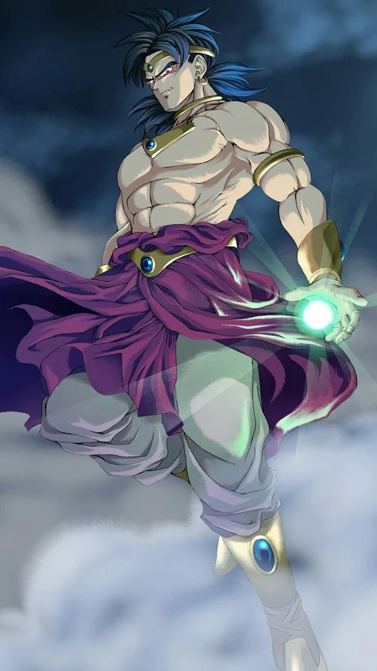 20 best broly images on pinterest dragons dragon ball z - Broly dragon ball gt ...