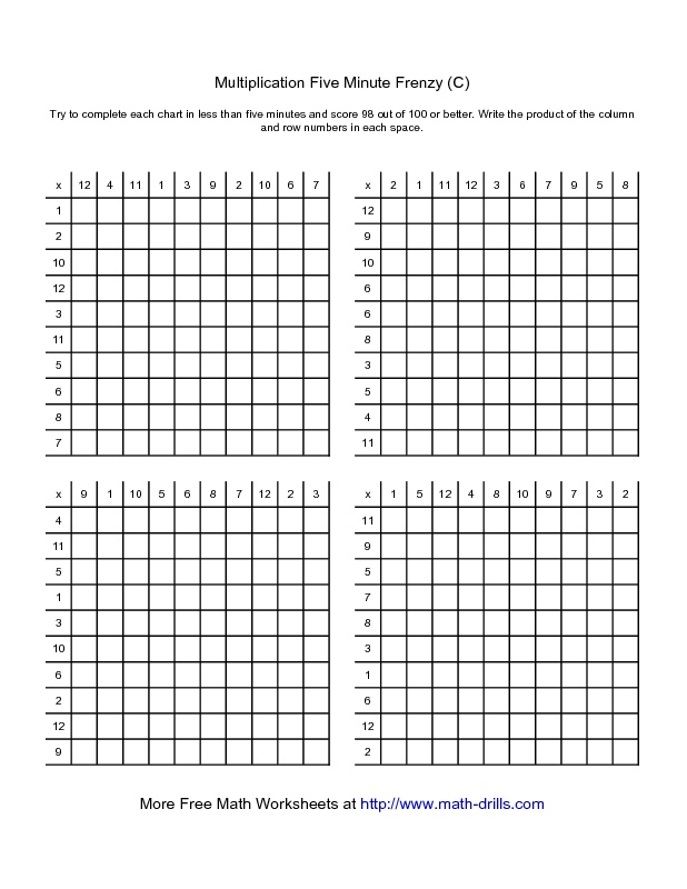 Best Multiplication Strategies Images On   Teaching