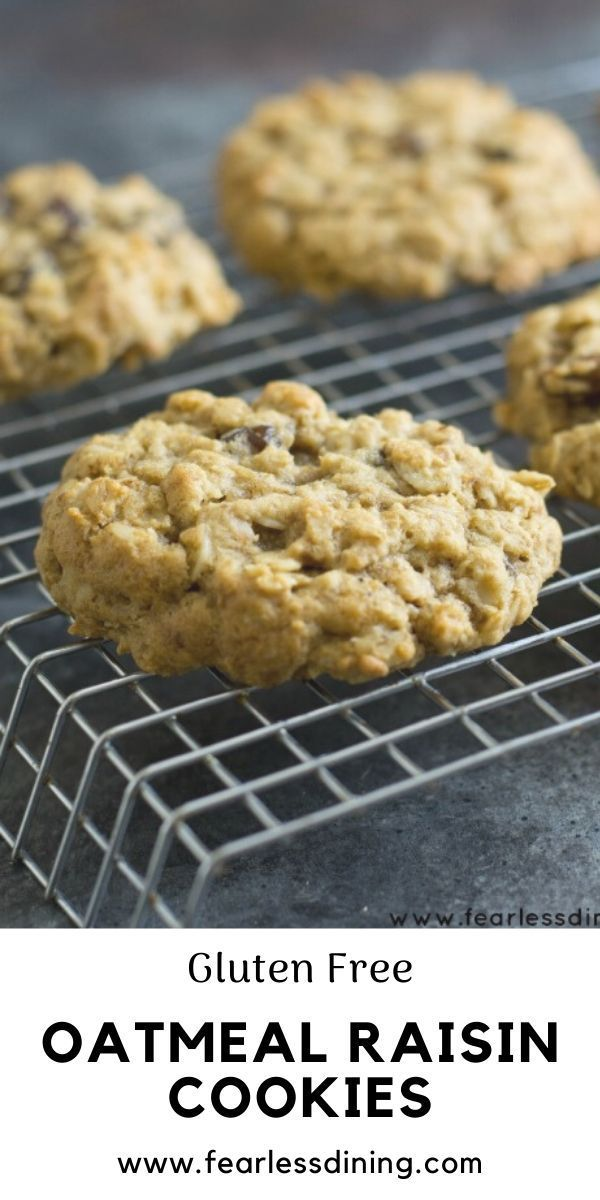 Pin On Gluten Free Cookie Recipes
