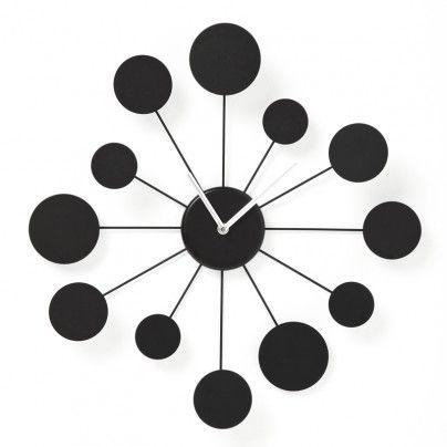 Veggmontert klokke, til salgs i vår nettbutikk www.bodesign.no
