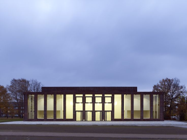 Galería - Universidad Jacobs / Max Dudler and Dietrich Architekten - 8
