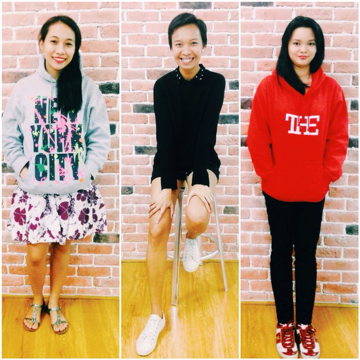 Pullovers for our dress up day! #ootd