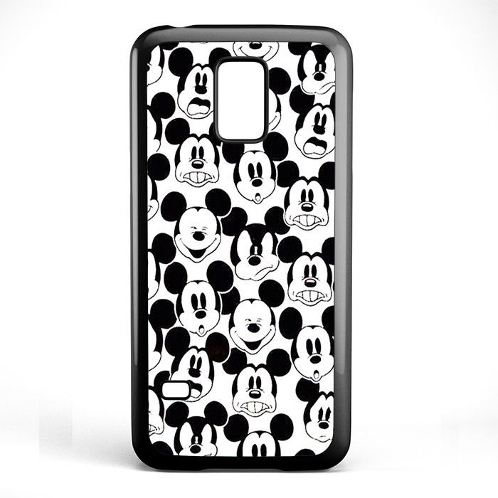 Mickey Mouse Wallpaper Samsung Phonecase For Samsung Galaxy S3 Mini Samsung Galaxy S4 Mini Samsung Galaxy S5 Mini