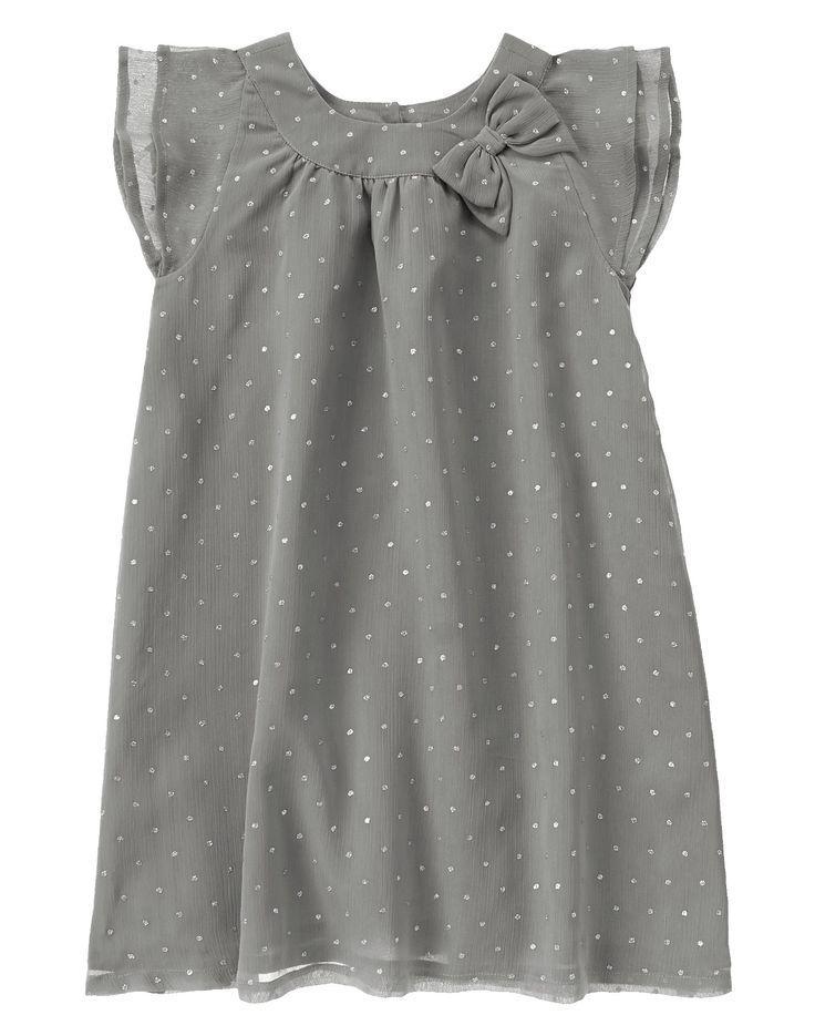 Sparkle Dot Dress at Crazy 8