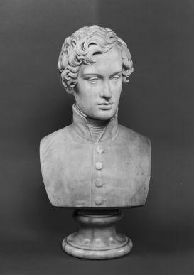 Napoleone II di Francia, duca di Reichstadt in uniforme militare austriaca, dipinto di Moritz Daffinger