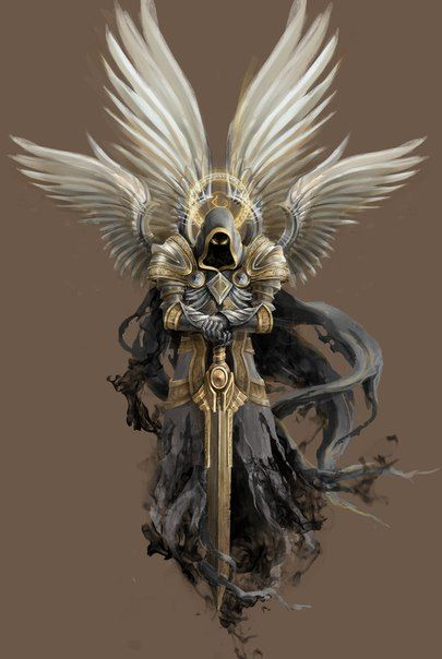 Angel fighter : when the world was going destroy by the darkness , god send those angel's to protect the land and keep it safe