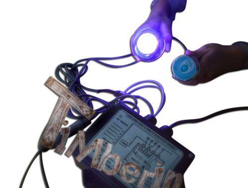LED-lys for badestamper