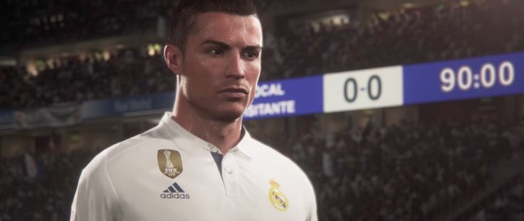 Cristiano Ronaldo looks unbelievably real in the stunning new 'FIFA 18' trailer