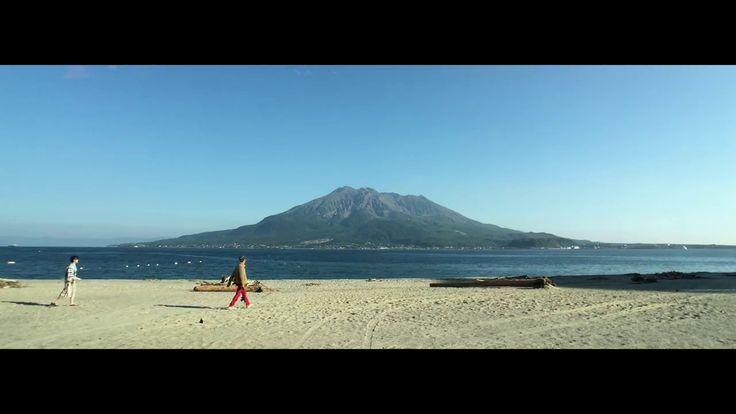 Sakurajima 旧暦11月1日 小春日和の磯海水浴場より4kタイムラプス動画にて Shot on iPhone
