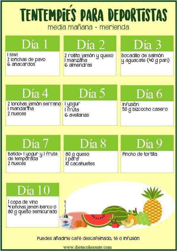 Dieta de semana saludable