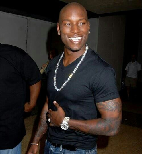 Sexy tyrese
