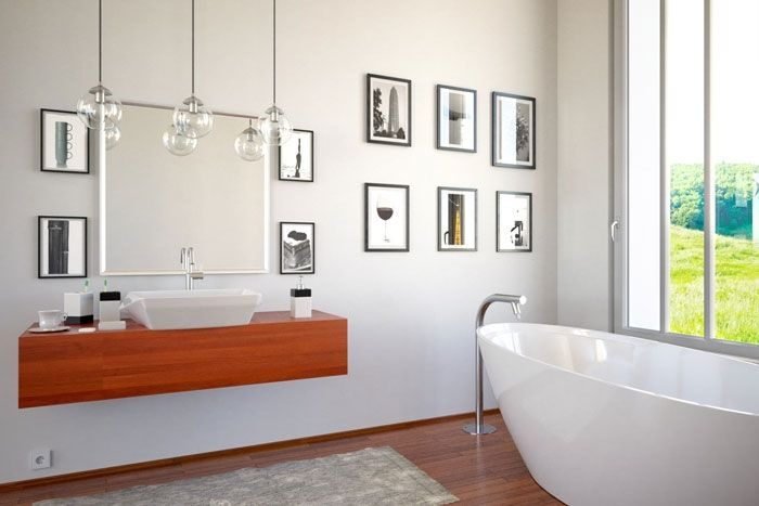 Badezimmer Wanddeko Wanddeko Badezimmerwanddeko Badezimmerwanddekoideen Badezimmerwan Badezimmer Farben Badezimmer Innenausstattung Minimalistische Bader