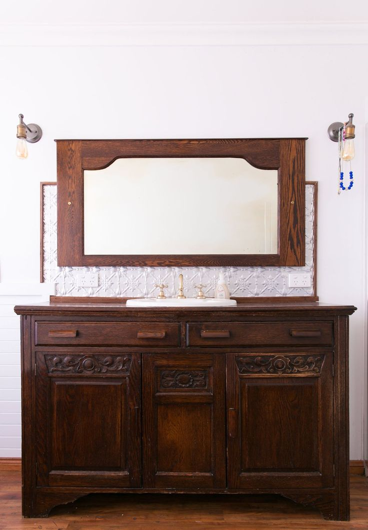 Best 25 Antique Bathroom Vanities Ideas On Pinterest  Pallet Alluring Antique Bathroom Vanities Review