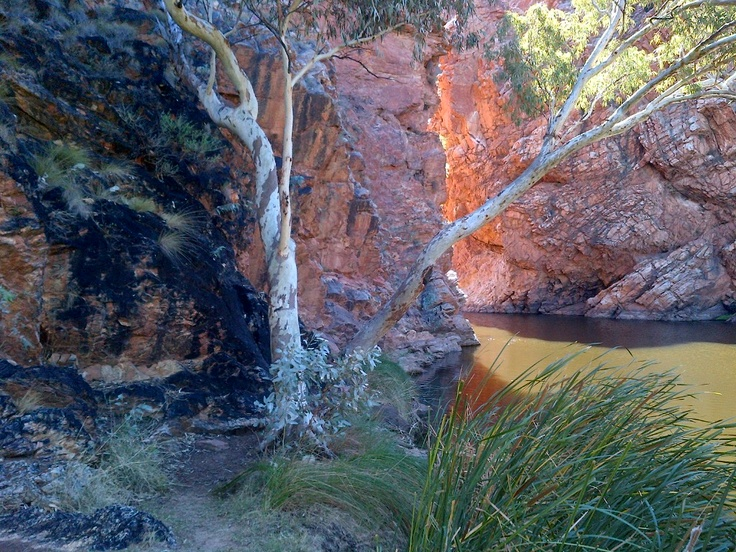 Ellery Big Hole MacDonnell Ranges NT