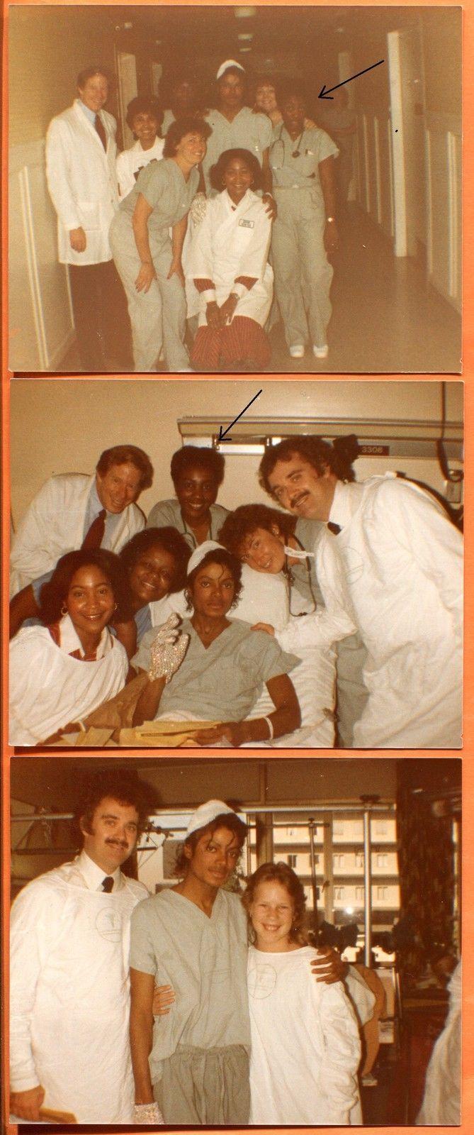 1984 Pepsi Hospital Michael Jackson Used Pillow Case PSA DNA Autograph ID Hair | eBay