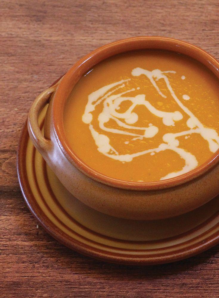 Carrot Soup شوربة الجزر Food Recipes Carrot Soup