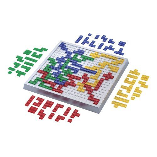 Blokus! AAA love this game!