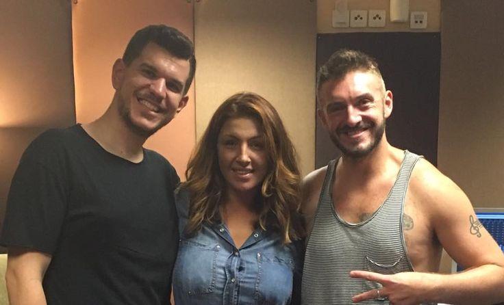 Έλενα Παπαρίζου: Θα τραγουδήσει στον Ημιτελικό του Χ-Factor με τους Stereo Soul! (φωτογραφία)